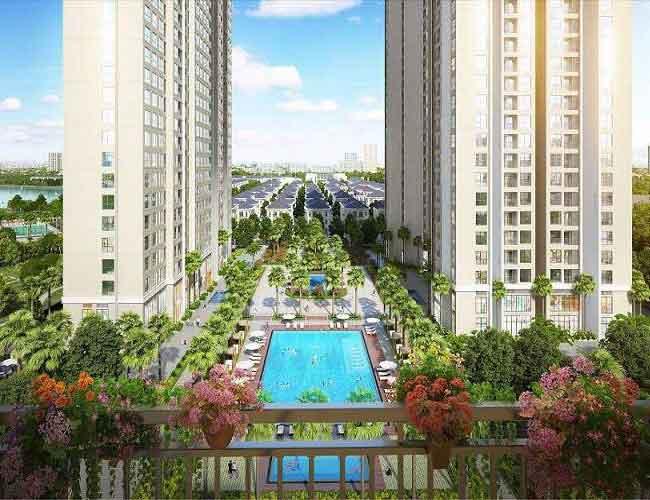 Khu nhà ở cao cấp số 235b Nguyễn Văn Cừ Q1