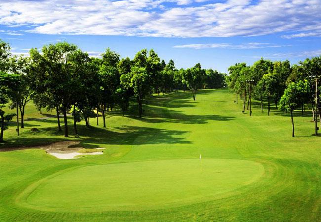 Dự án khu nghỉ dưỡng, khách sạn 5 sao và sân Golf