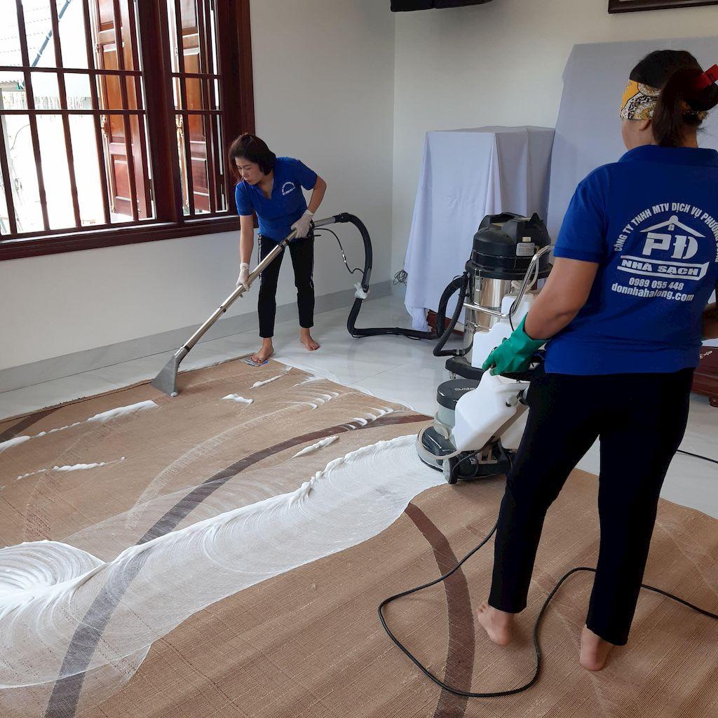 Dịch vụ nhà sạch Hạ Long Quảng Ninh