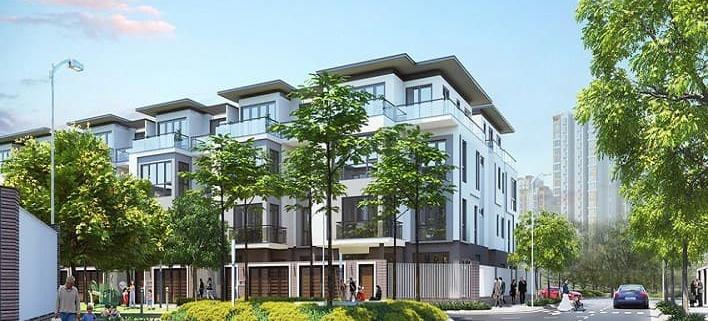 Dự án Hà Đô Charm Villas hội thụ nhiều ưu thế vượt trội