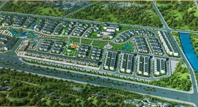 Hạ tầng đồng bộ đảm bảo khả năng tăng giá Hà Đô Charm Villas