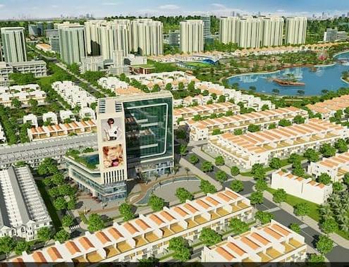 Khu đô thị mới Đông Tăng Long, Phường Trường Thạnh, Quận 9, TP.HCM - Nơi con được trải nghiệm tuổi thơ đúng nghĩa