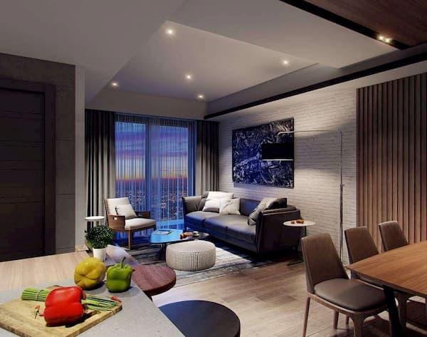 Tìm mua căn hộ quận 12 giá tốt, không gian sống thông thoáng đang là mong đợi của nhiều người