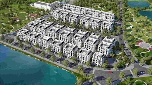 Nhiều dự án nhà ở cao cấp làm nóng thị trường bất động sản